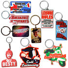 Retro Keyrings to Clear. Cheap Discount Bargain Clearance Half Price Sale
