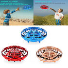 Smart Mini Drone Hand-Control Drones Quadcopter Helicopter LED Toy Gift For Kids