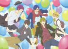 Anime Free! Iwatobi Swim Club Characters Poster Group HG Glossy Laminated