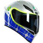 AGV K-1 Mugello 2015 Energy Mens Street Riding DOT Road Racing Motorcycle Helmet