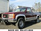 1994+GMC+Sierra+2500+SLE+4X4+Diesel+Regular+Cab+Long+Bed+Manual