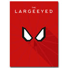 Superhero Characters Anime Canvas Poster Nordic Art Painting Modern Home Decor