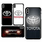Toyota Motor Corporation Car Hard Case Cover for iPhone 7 8 Plus X XR XS MAX