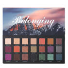 Chic Eyeshadow Palette Beauty Makeup Shimmer Matte Eye Shadow Cosmetics fghghf