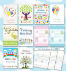 Childcare Daily Diary Childminder Nursery Log Book EYFS Record Slight Fault