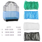 3 Sizes Seed Catcher Guard Mesh Bird Cage Tidy Cover Skirt Traps Debris DECO