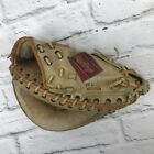 Lance Parrish RAWLINGS RCM50 Catchers Baseball Leather Glove Mitt RH Thrower