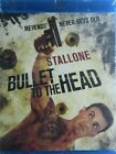 Walter Hill's BULLET to the HEAD (2012) Blu-ray Sylvester Stallone Jason Momoa