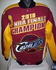CLEVELAND CAVALIERS NBA FINALS Ultimate CHAMPIONSHIP Jacket  S M L XL 2X on eBay