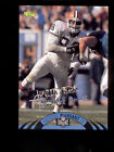 1995 NFL Experience ANTHONY PLEASANT Cleveland Brown Printer's Proof Insert Card