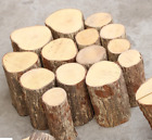 Boxwood Logs for Knife Handle Scales Blanks Wood carving, 15cm Length, 1 piece