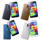 New in Box - Samsung Galaxy S5 16GB G900 Factory Unlocked 4G LTE GSM Smartphone