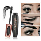 4D Silk Fibre Mascara Eyelash Waterproof Extension Volume Long Lasting Make Up