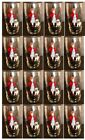 Annie and Sandy 1982 Swenson's Collector Glasses, Columbia Pictures, Set of 12