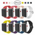 Apple Watch Band 42/44mm Soft Silicone for Apple Watch Series 4 3 2 1