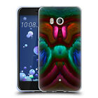 OFFICIAL HAROULITA KALEIDOSCOPE GLITCH SOFT GEL CASE FOR HTC PHONES 1