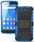NEW GRENADE GRIP RUGGED TPU SKIN HARD CASE COVER STAND FOR HUAWEI HONOR HOLLY