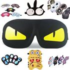 Guys / Men's / Boys /Teen /Childs /Kids - Eye Masks Travel aid Blindfold Sleep