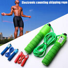 Skipping Jump Rope With Digital Counter Adjustable Anti Slip Handle Comfortable  image