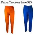 Puma Golf 6 Pocket Tech Lightweight & Breathable Rickie Fowler Trouser Pants ...