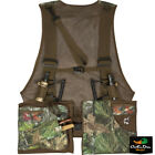 DRAKE WATERFOWL OL TOM TIME AND MOTION ESSENTIALS 2.0 CAMO TURKEY VESTVests - 178080