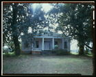Coker House,Champion Hill,Edwards,Hinds County,MS,Mississippi,HABS,Home