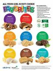 Girl Scout Cookies 2019 $4.00 Shipping 2.00 Each additional 4 BOX MINIMUM PLEASE