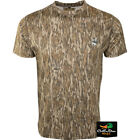 DRAKE WATERFOWL OL TOM TURKEY PERFORMANCE CREW SHORT SLEEVE CAMO SHIRTShirts & Tops - 177874