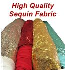 Kyпить Backdrop Shinny Glitz Sequin Fabric (3mm) Sequin on Poly Mesh 54