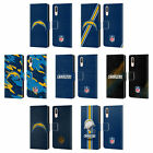 OFFICIAL NFL LOS ANGELES CHARGERS LOGO LEATHER BOOK CASE FOR HUAWEI PHONES $19.95 USD on eBay