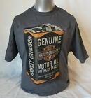 "New Harley Davidson Men's Dealer Tee ""Vintage Oil Can"" P/N 8720 image"