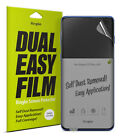 Galaxy S10 Plus, Ringke [Dual Easy] Full Coverage Screen Protector Anti-Smudge
