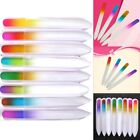 Durable Crystal Glass File Buffer Nail Art Files Manicure Device Tools Na
