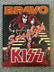 BRAVO Scrapbook - KISS - A4 hard cover - 232 pages colour -