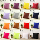 Square Home Sofa Decor Pillow Cover Case Cushion Cover Size 16
