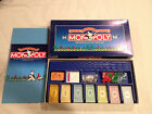 Monopoly Deluxe Anniversary Edition Game 1985 Gold Tokens - Complete