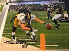 Heath Miller SIGNED AUTO 8X10 PHOTO PITTSBURH STEELERS