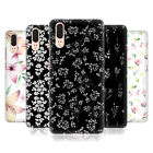OFFICIAL ANIS ILLUSTRATION FLOWER PATTERN 1 HARD BACK CASE FOR HUAWEI PHONES 1