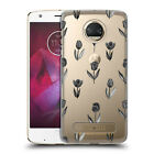 OFFICIAL ANIS ILLUSTRATION FLOWER PATTERN 2 HARD BACK CASE FOR MOTOROLA PHONES 1