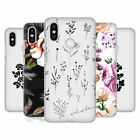 OFFICIAL ANIS ILLUSTRATION FLOWERS HARD BACK CASE FOR XIAOMI PHONES