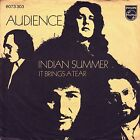 """7"""" Audience – Indian Summer // Germany 1971"""