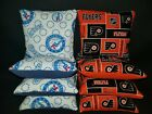 Set Of Philadelphia Flyers 76ers Cornhole Bean Bags FREE SHIPPING $28.99 USD on eBay
