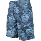 AFTCO Tactical Camo Fishing Shorts **CHOOSE SIZE AND COLOR**