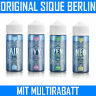 Sique Berlin Air Ivy Neo Zen Liquid Shake and Vape 100ml 120ml Chubby V3 Flasche