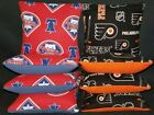 Set Of 8 Philadelphia Flyers Phillies Hockey Cornhole Bean Bags FREE SHIPPING $28.99 USD on eBay