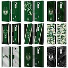 OFFICIAL NBA MILWAUKEE BUCKS LEATHER BOOK WALLET CASE COVER FOR LG PHONES 2 on eBay