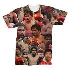 Manny Pacquiao Photo Collage T-Shirt