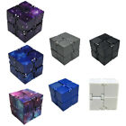 Magic EDC Infinity Cube For Stress Relief Fidget Anti Anxiety Stress Fancy Toy