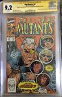 New mutants 87 CGC 9.2 1st app of Cable SS-McFarlane, Simonson, & Wiacek