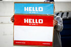 Montana Hello My Name Is Sticker Din A2 (1pc)